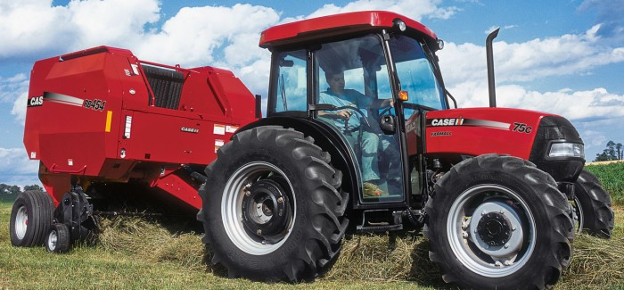 New Case Tractors : The new case ih farmall c tractors agricultural review