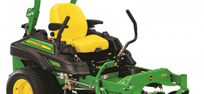 John Deere: Flex Fuel ZTrak Commercial Mower