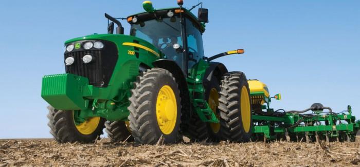 John Deere: Тракторы серии 7030