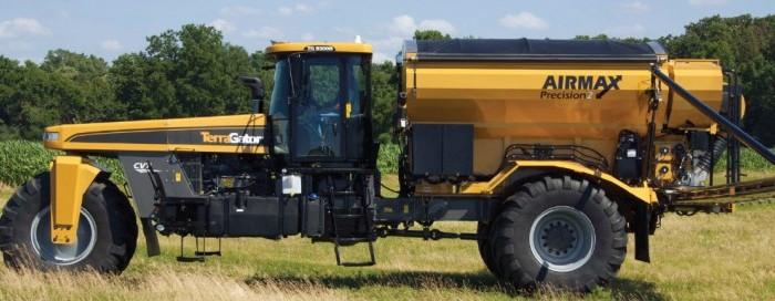 AGCO unveils TerraGator TG9300B