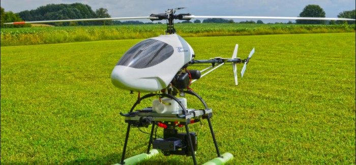 AutoCopter allows variable-rate Rx in the field
