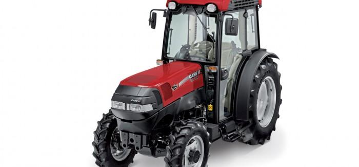 Farmall 105V tractor