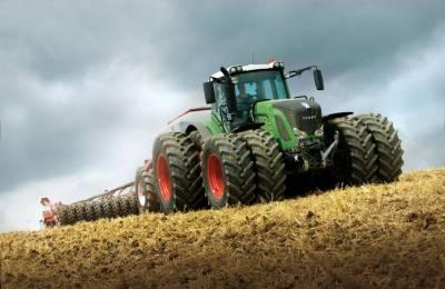 Трактор FENDT 936 VARIO POWER