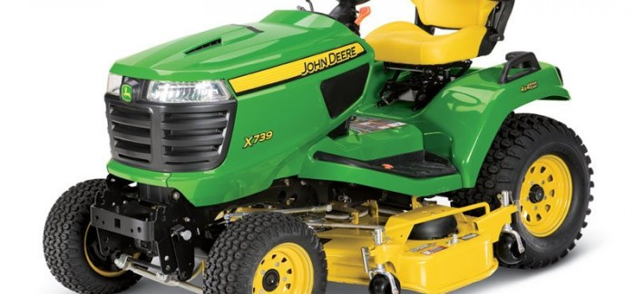 John Deere X739 Signature Series Agricultural Review