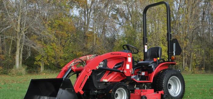 Mahindra Unveils New Tractors