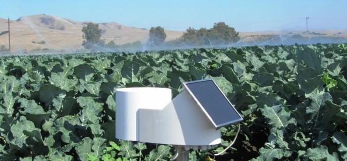 Pessl Instruments iMETOS: наблюдение за влажностью почвы
