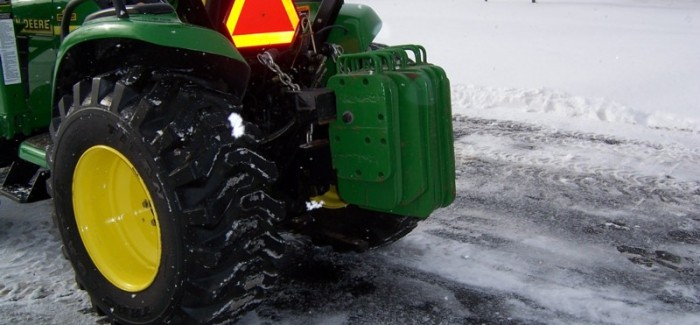 Tractor Ballasting Tips and Options