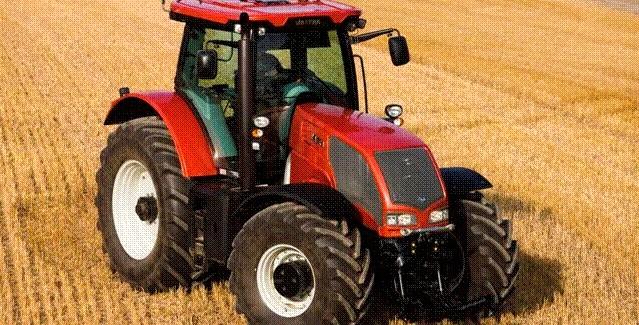 Valtra S Series tractors
