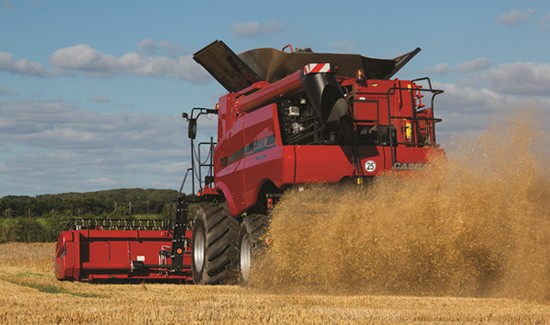 Комбайн Case IH Axial Flow 7130