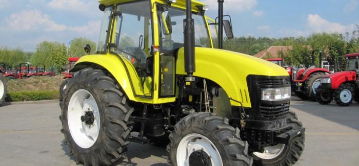 UT100HP Series Tractors