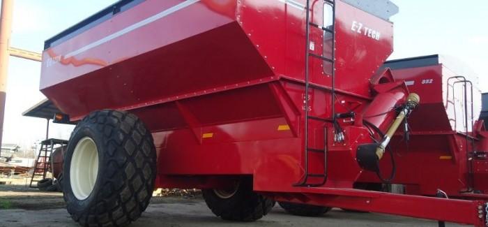 Перегрузочная зерновая тележка E-Z Trail E-z tech 852