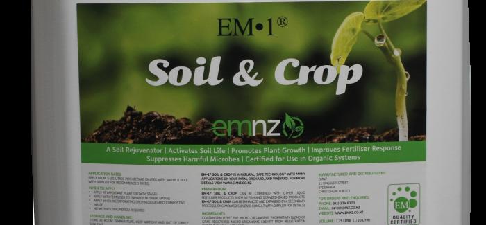 EM1 oil &Crop 20 Litre