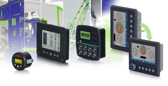 DEUTZ  Electronic Display