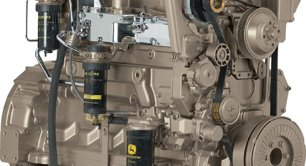 John Deere: PowerTech M 2.4L and 4.5L engines