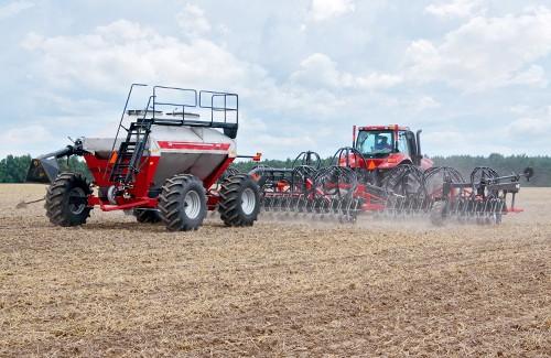 Пневматические зерновые сеялки Amity Technology