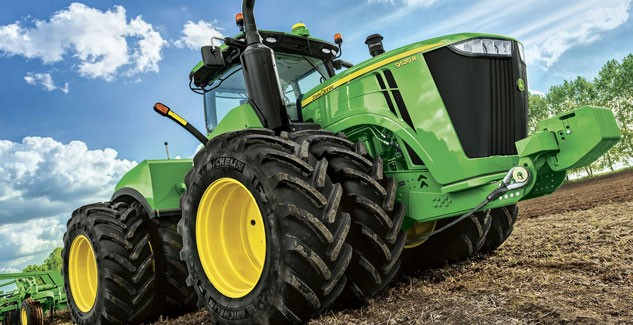 John Deere 9620R | Agricultural Review