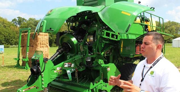 2015 John Deere Tractor Lineup Unveiled
