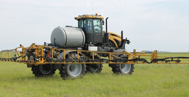 RoGator RG700 Sprayer