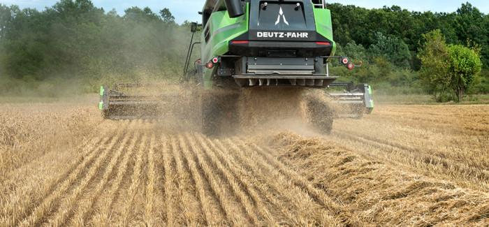 DEUTZ-FAHR Combine harvester C9000 Series
