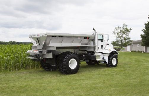 New technology from Highway Equipment Company offers precise spreading