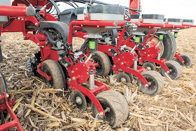 Case IH launches 2000-series planters