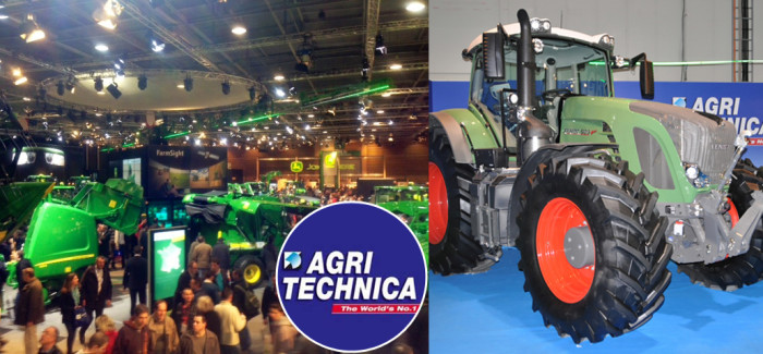 Top 10 Innovations from Agritechnica