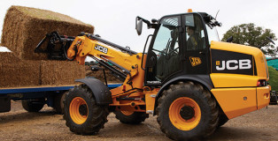 JCB-TM320-Working