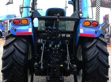 New Holland T4.115 Cab