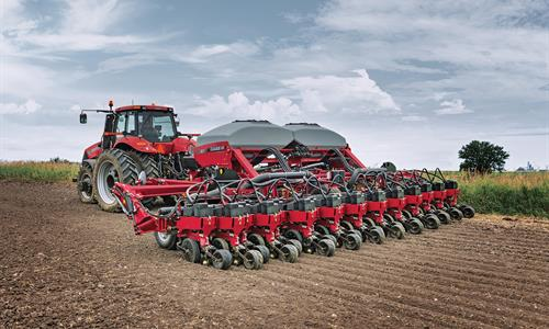 New Planter Configurations from Case IH, AGCO, Deere, Kinze