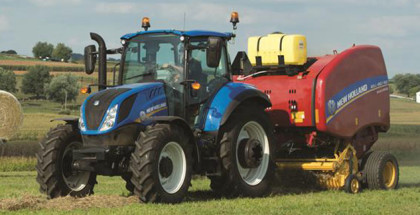New-Holland-T5-120-Field