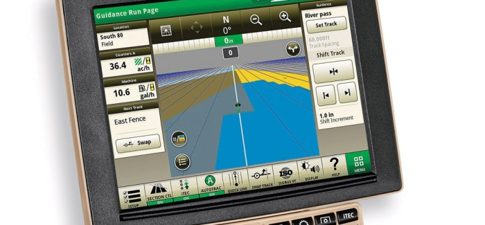 More precision ag tools from John Deere
