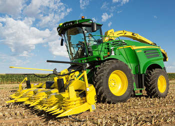 5 Defining Features Of The John Deere 8800 Forage Harvester