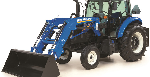 New Holland T4.90 Review