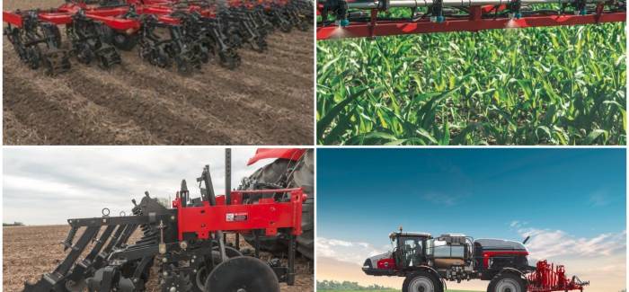 Case IH Announces New Strip-Till Applicator, Improved Sprayer Technology