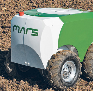 MARS robot a taste of hired hands of the future?