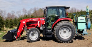Massey Ferguson | Agricultural Review