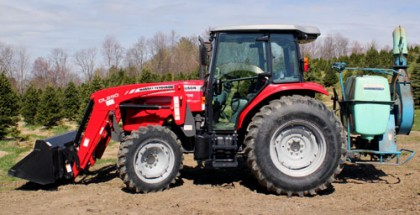 2016 Massey Ferguson 4710 | Agricultural Review