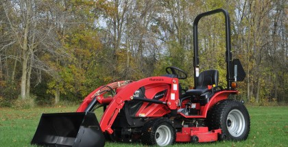 Mahindra 3550 PST Cab | Agricultural Review