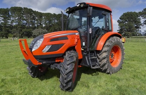 Kioti PX1002 Cabin tractor | Agricultural Review