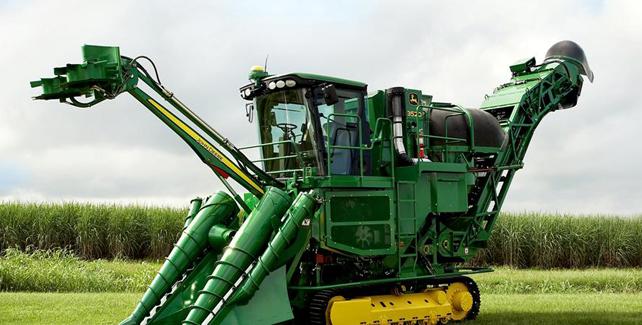 sugarcane harvester john deere 3520 agricultural review rh agrireview com