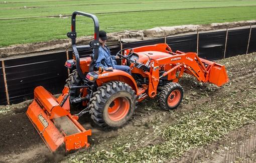 Kubota L3301/L3901/L4701 | Agricultural Review