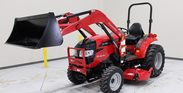 Mahindra 1538 HST | Agricultural Review