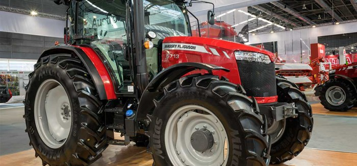 Massey Ferguson Global Series   Agricultural Review