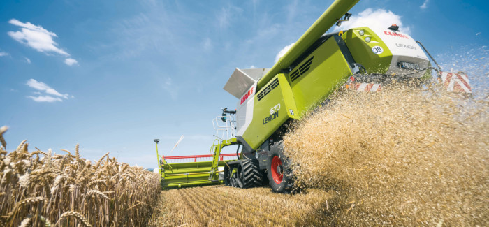 CLAAS combine harvesters: LEXION 670-620 | Agricultural Review